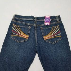 Old Navy Dark Wash Diva Flare Jeans - Size 6 - NWT